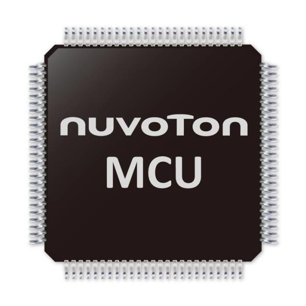 LOGO_NuMicro® NUC126 Series Microcontroller