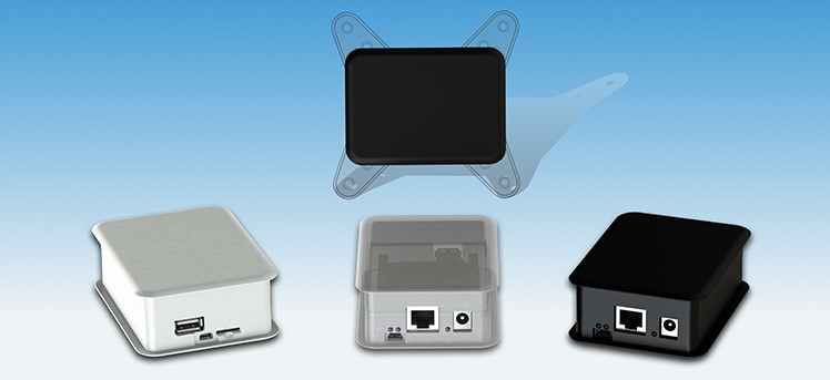 LOGO_13/10/2014 - TEK-BONE: BeagleBone Black Case