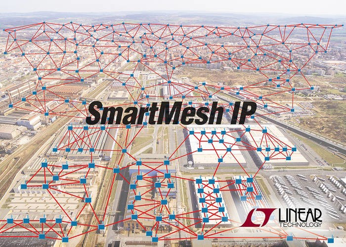 LOGO_SmartMesh IP for Industrial IoT Applications