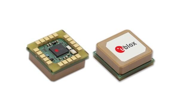 LOGO_u-blox SAM-M8Q - Multi-GNSS SMD Patch Antennenmodul