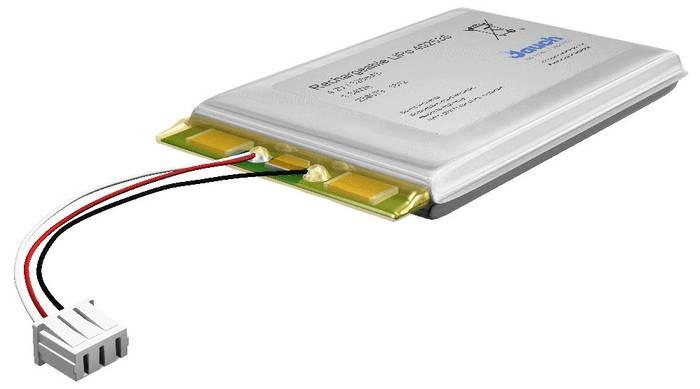 LOGO_Lithium polymer batteries