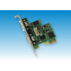 LOGO_CAN-PCIe/402 - PCI Express Board with up to 4 CAN interfaces