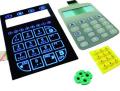 LOGO_Membran, Silizium und kapazitive Tastaturen