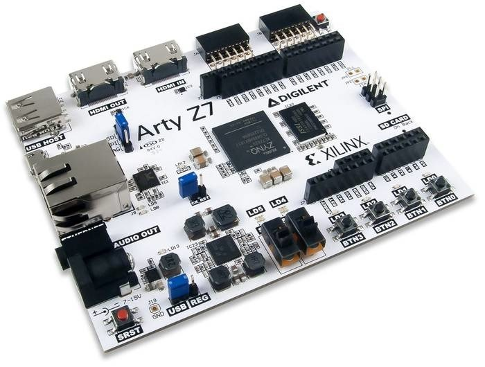 LOGO_Arty Z7 APSoC Zynq-7000 Development Board for Makers and Hobbyists