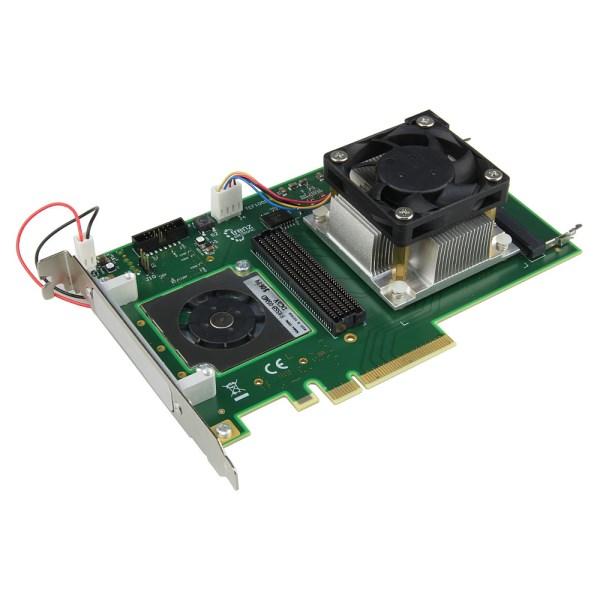 LOGO_TEF1001 Kintex-7 PCIe FMC Carrier mit Xilinx Kintex-7 160T, 4 Lane PCIe GEN2