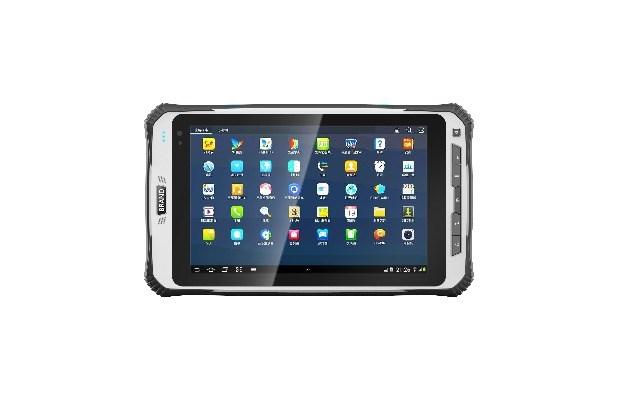 "LOGO_8"" rugged tablet"