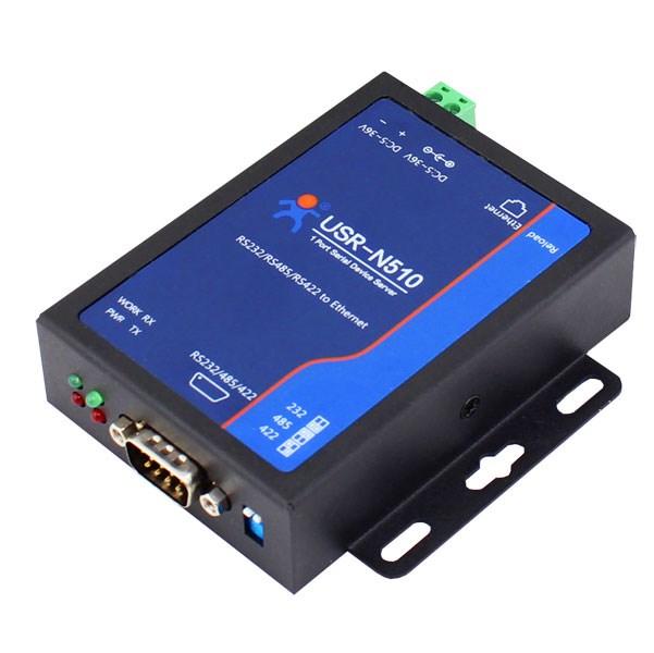 LOGO_Industrieller Seriell-zu-Ethernet-Konverter