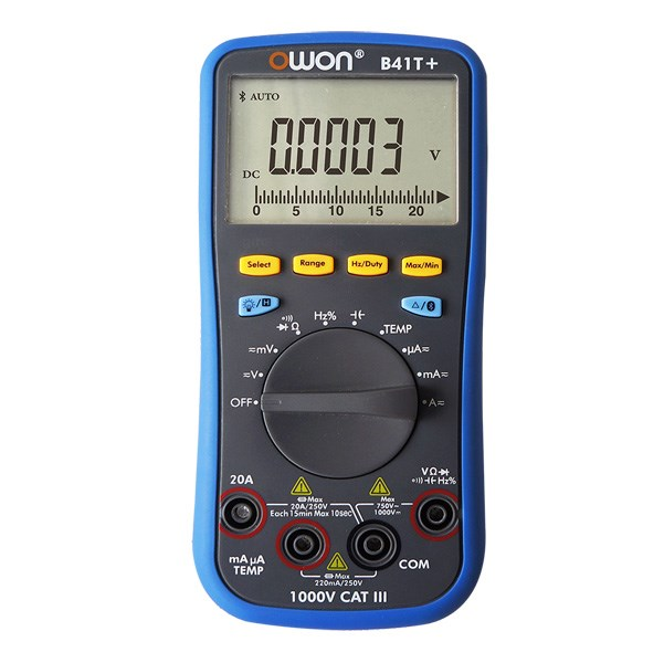 LOGO_Bluetooth Multimeter