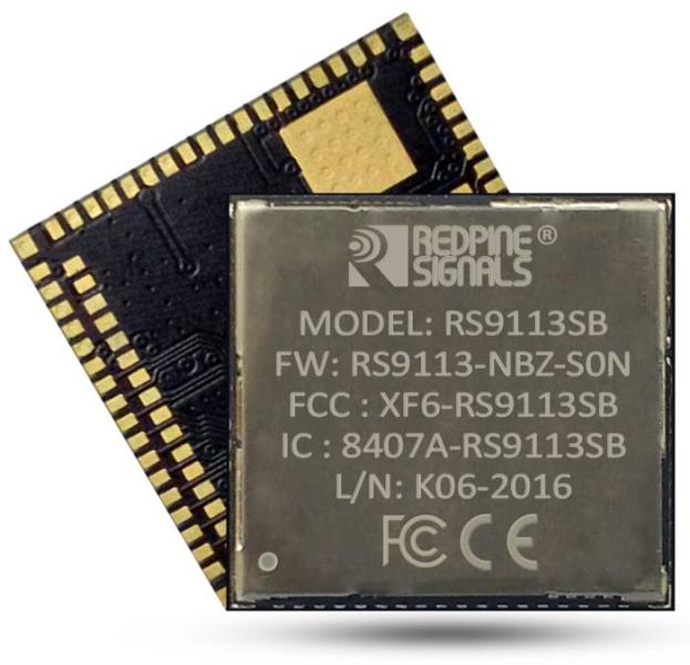 LOGO_RS9113 n-Link™ Module