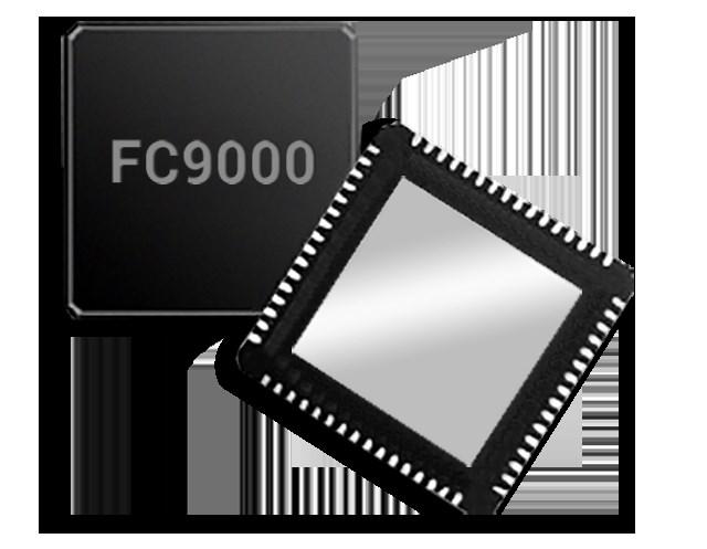 LOGO_FC 9000 Energiearme WLAN-SoC
