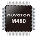 LOGO_NuMicro® M480 Series Microcontroller