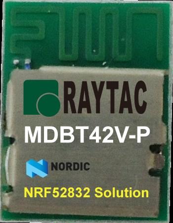 LOGO_MDBT42V nRF52832 Solution