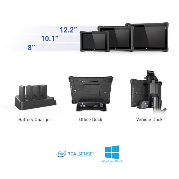 "LOGO_Windows/Intel Based 8""/10.1""/12.2"" Rugged Tablet"