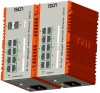 LOGO_10-port Gigabit Din-Rail Managed Layer 2/4 Industrial Ethernet Switch, IS-DG510-A Series