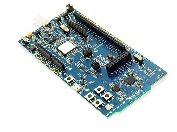 LOGO_nRF52840 SoC / nRF52840 DK