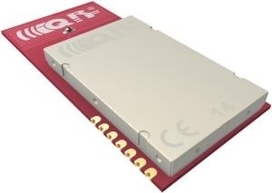 LOGO_IQRF - TR77-D New IQRF transceivers suitable for fire alarms and harsh environment