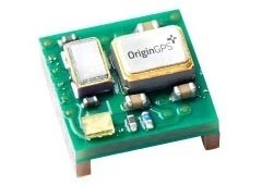 LOGO_GPS Module with world´s smallest Footprint, suppors GPS, Glonass, BeiDou and Galileo
