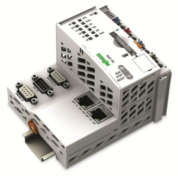 LOGO_WAGO-Controller PFC200 jetzt mit PROFIBUS-DP-Master-Schnittstelle