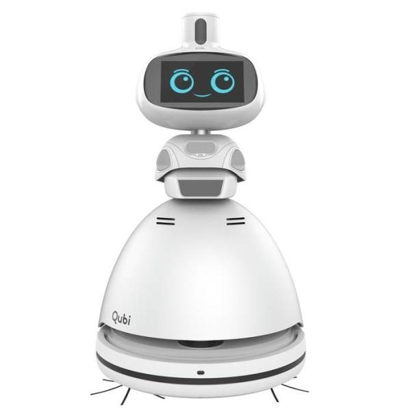 LOGO_Qubi Robot