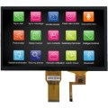 """LOGO_10.1"""" 1024x600  TFT LCD  WITH PROJECTED CAPACITIVE TOUCH SCREEN OPTICAL BONDING TECHNOLOGY"""