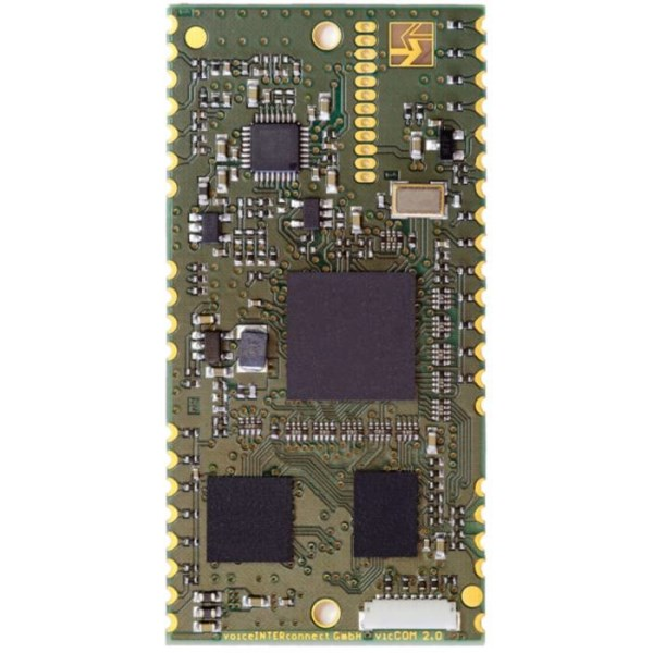 LOGO_vicCOM 2 - Audio Processing Module for hands-free communication