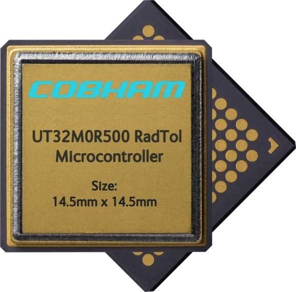 LOGO_UT32M0R500 32-Bit Arm® Cortex®-M0+ Microcontroller
