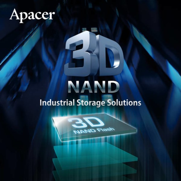 LOGO_3D NAND Flash SSDs storage solutions