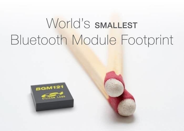 LOGO_Bluetooth Module BGM13P & BGM12x SiP