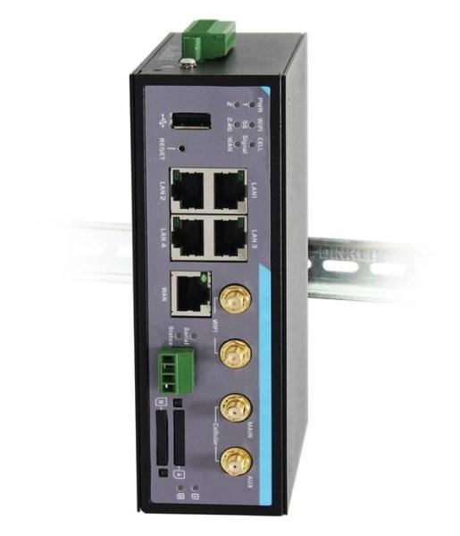 LOGO_LTE 4G VPN celluar router for industry