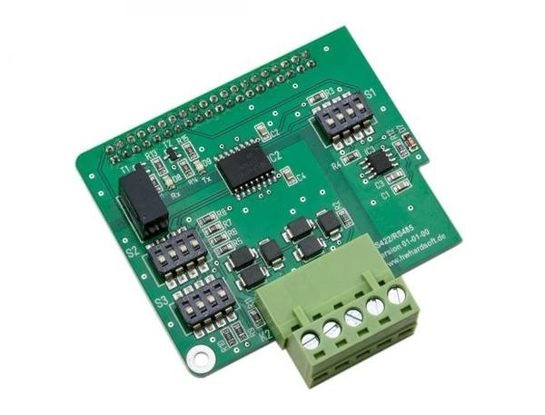LOGO_RS422/RS485 HAT für Raspberry Pi