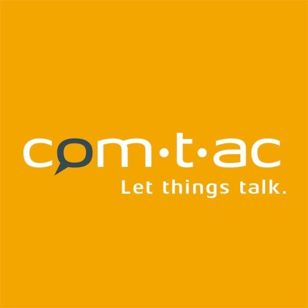 LOGO_comtac – your partner for all wireless technologies: LoRa, Sigfox, NB-IoT, BLE, NFC, RFID, LTE...