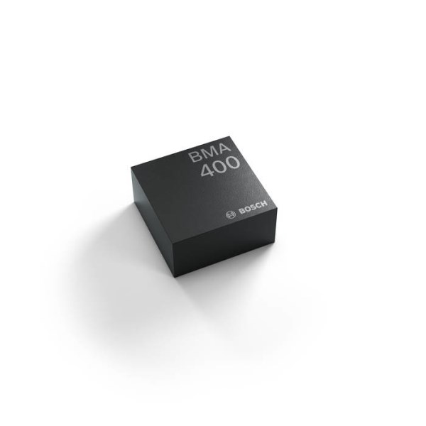 LOGO_BMA400: Ultra-low power accelerometer for wearables and IoT applications