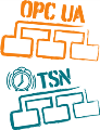 LOGO_Project: Real-time network (OPC UA over TSN)