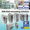LOGO_DIN-rail Mounting solution