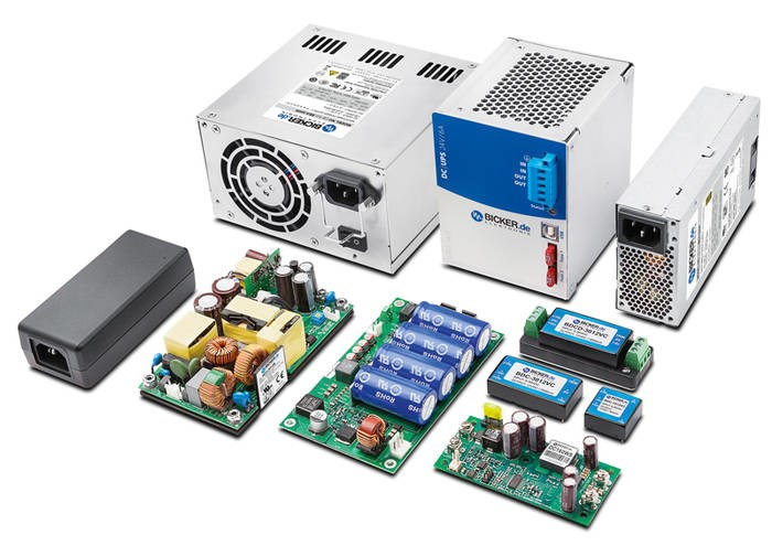 LOGO_Power Solutions For Industrial And Medical Systems