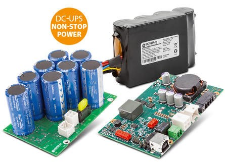 LOGO_UPSI – DC UPS System With Supercaps & LiFePO4
