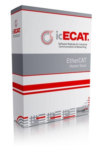 LOGO_icECAT EtherCAT Master Stack for Embedded Systems