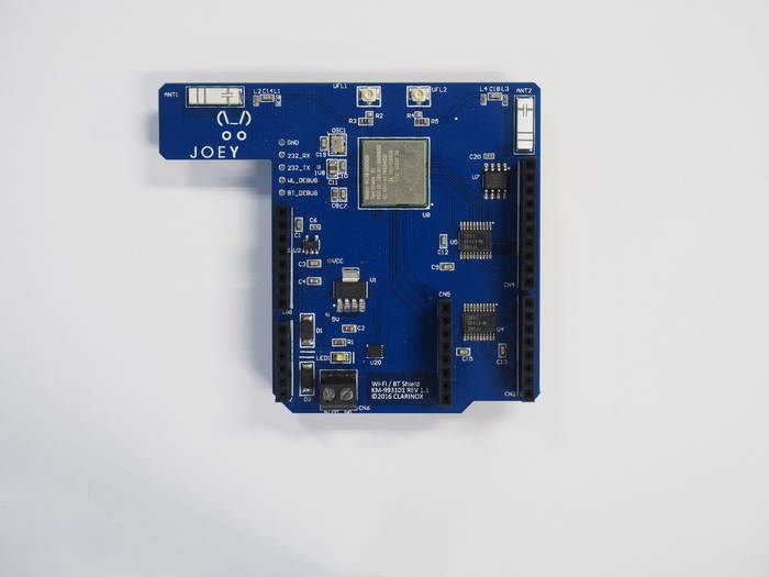 LOGO_Arduino Compatible Wifi/Bluetooth/Ble Modules-Joeyduino shield and carrier