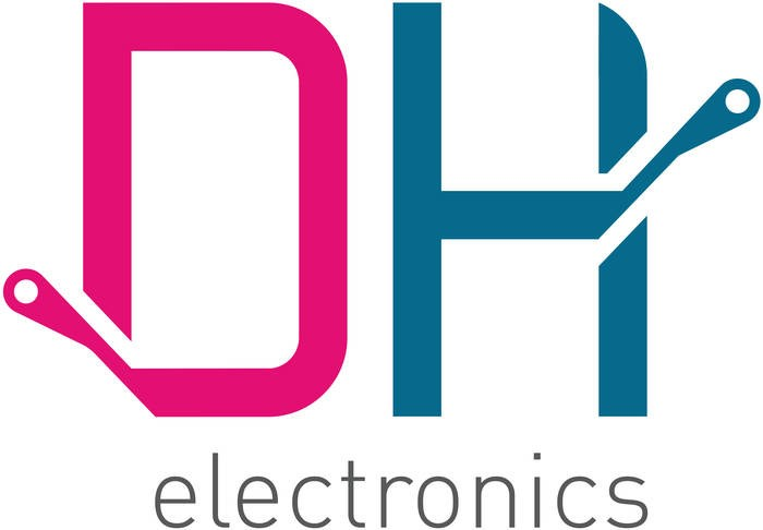 LOGO_DH electronics: System on Modules und Touch Panel Computer