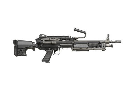 LOGO_FN MINIMI® 5.56 Mk3 Tactical SB Light Machine Gun (FN SmartCore ready)