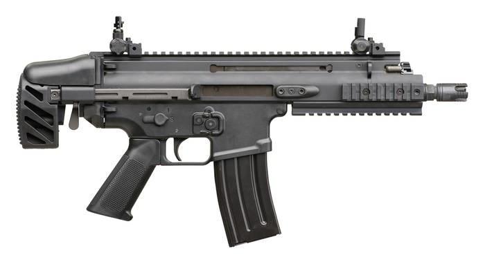 LOGO_Subkompakter Karabiner FN SCAR-SC (FN SmartCore-fähig)