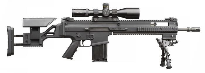 LOGO_Präzisionsgewehr FN SCAR-H TPR