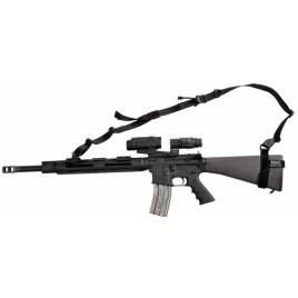 LOGO_5.11 Zwei-Punkt-Waffengurt - einfache Sicherung der Waffe
