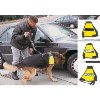 LOGO_Hundekenndecke - ohne Schild - aus Leder