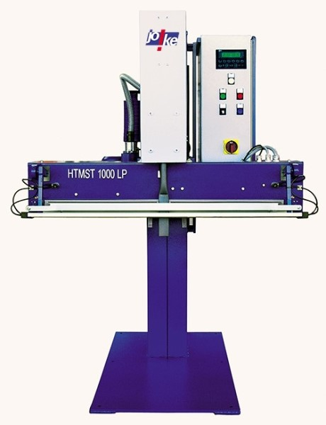 LOGO_Sack sealing device HTMST NA / HTMST NA LP with air suction