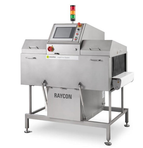 LOGO_Product inspection system RAYCON D