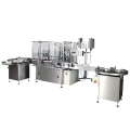 LOGO_Fully automatic rotary filling and capping machine