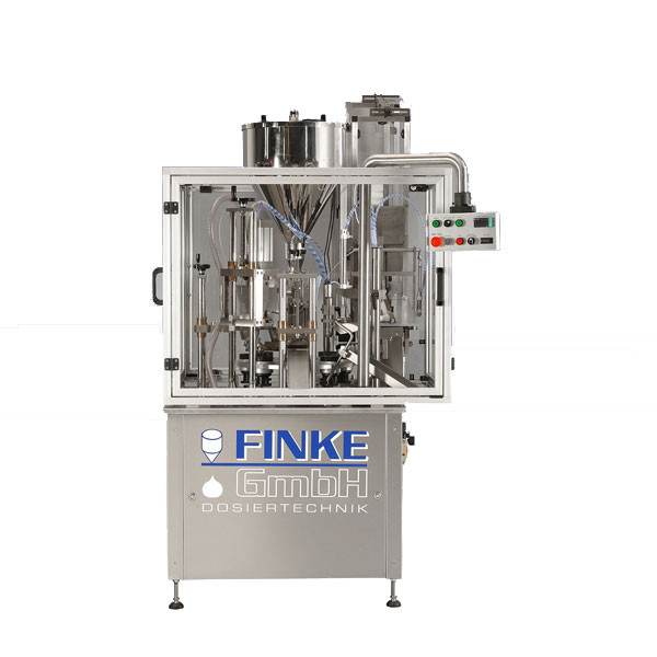 LOGO_Fully automatic tube filling and closing machine