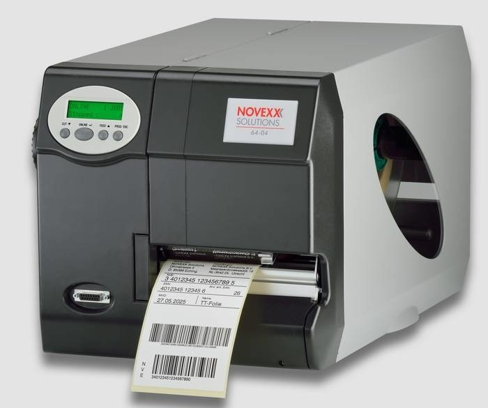 LOGO_Thermal Transfer Printer AP 5.4 and 64-0x