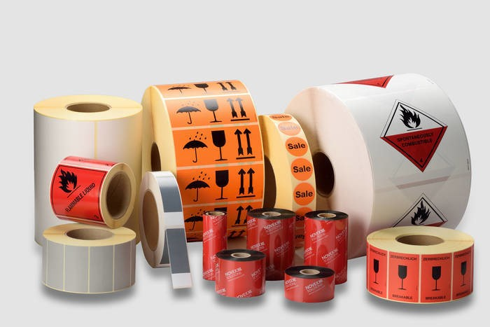 LOGO_Consumables: Labels and Ribbons
